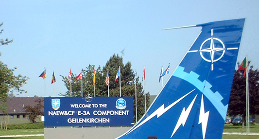 NATO Air Base Geilenkirchen